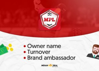 MPL Owner Name, Turnover & Brand Ambassador