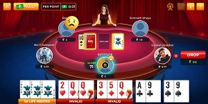 MPL rummy online play