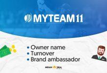MyTeam11 Owner Name, Turnover & Brand Ambassador