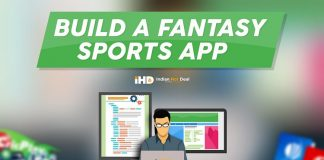 build a fantasy app like dream11