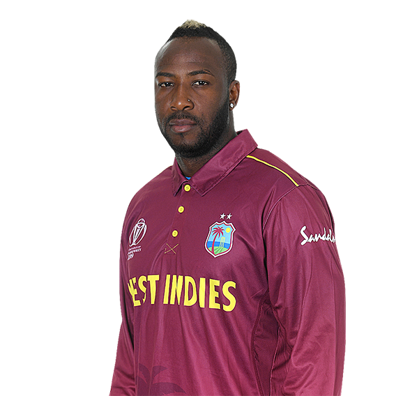 Andre Russell PNG