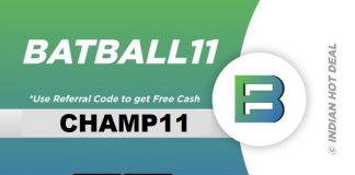 BATBALL11 REFERRAL CODE CHAMP111