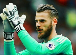 David de gea profile