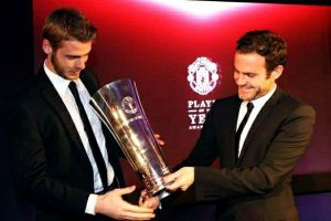 David gea won Award