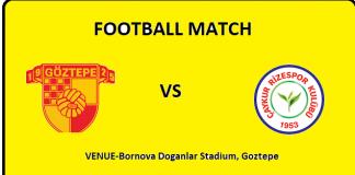 GOZ VS RIZ DREAM11 TEAM PREDICTION Today's Football Match.