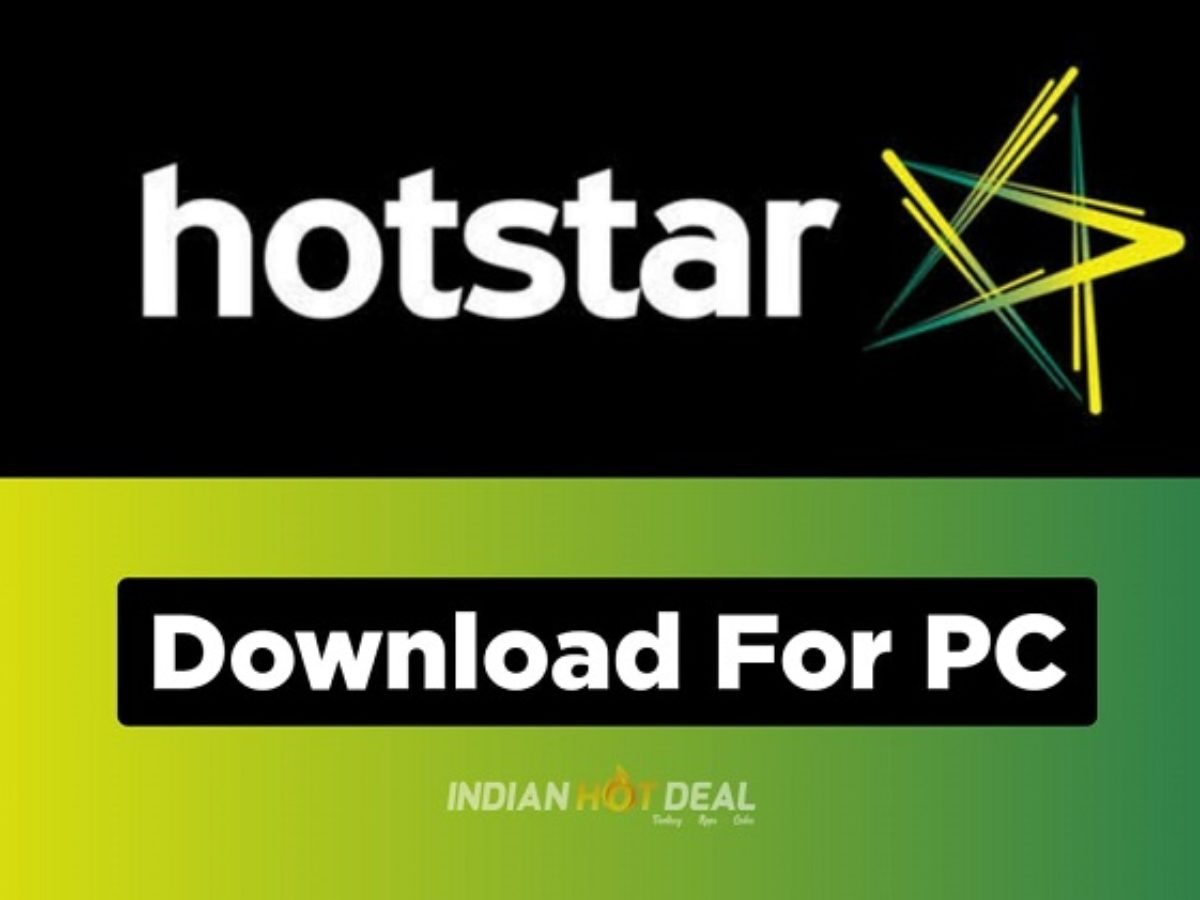 Working) Hotstar Download For PC, Windows 10/7 Laptop For Free