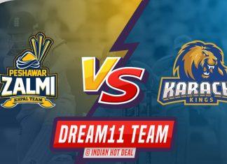 PES vs KAR Dream11 Team Predictions 15th Match PSL 2020 (100% Winning Team)