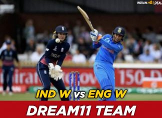 IND-W vs ENG-W Dream11 Team Predictions ICC Womens T20 World Cup 2020 1st Semi Final (100% Winning Teams)