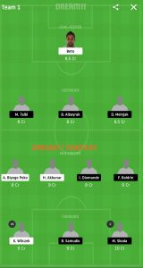 GOZ VS RIZ DREAM11 FOOTBALL PREDICTIONS