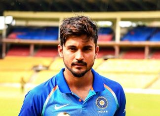 Manish Pandey Biography