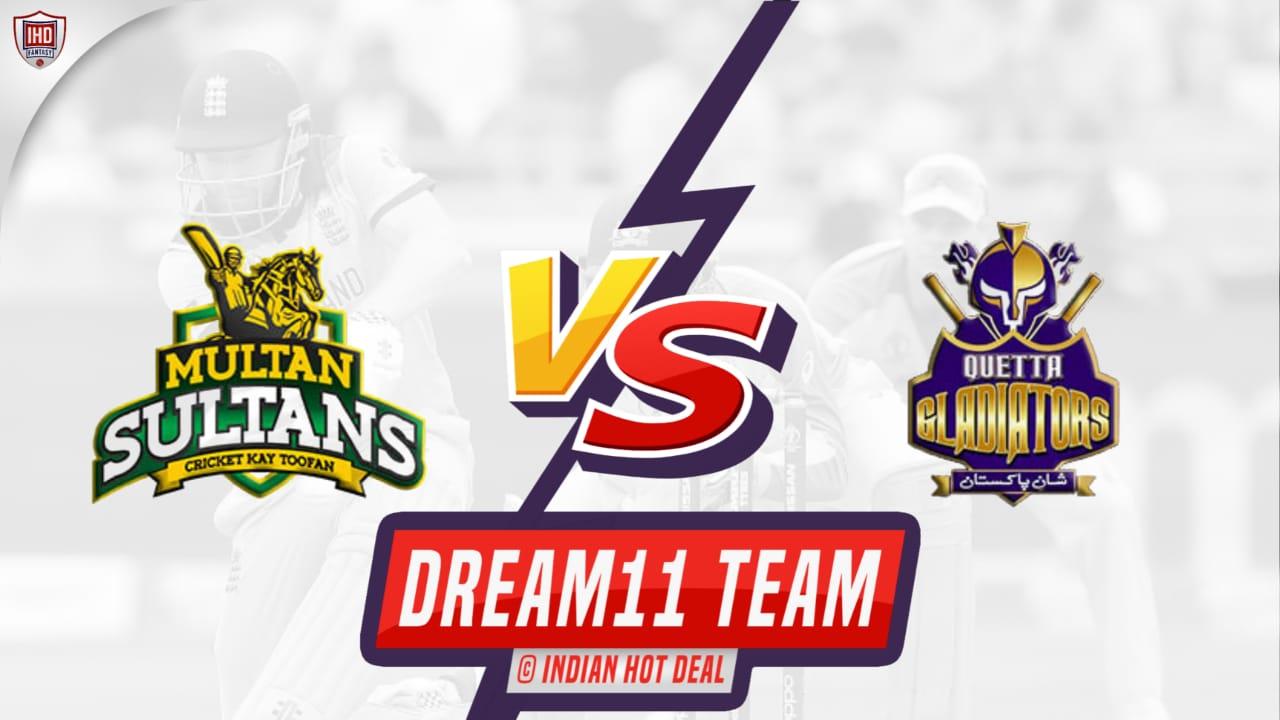 QUE vs MUL Dream11 Team Predictions