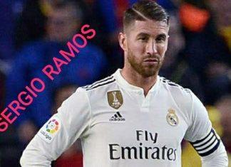 Sergio Ramos Profile pic