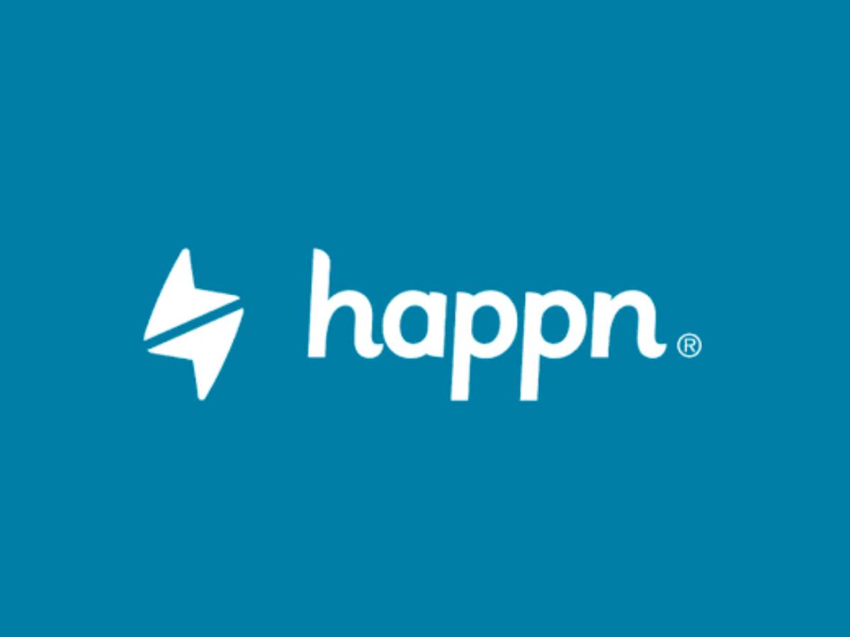 Image result for Happn logo