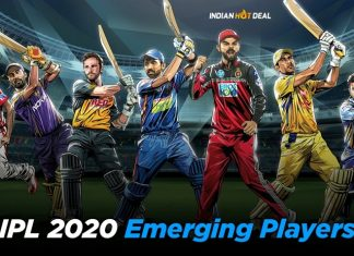 ipl 2020 emerging players