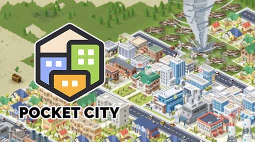 pocket city android game