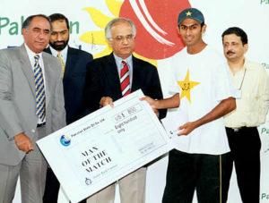 Shoaib Malik Awards