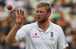 Highlighted Record by Andrew Flintoff