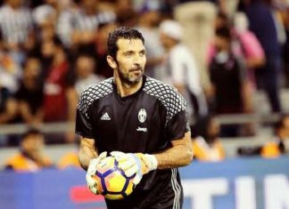 Buffon in field