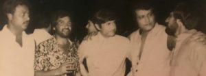 Ramiz Raja rare picture