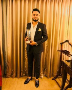 Faheem Ashraf Awards