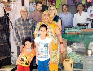 Radha Yadav family