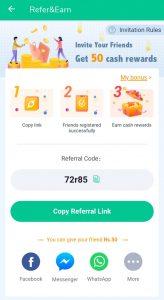 cashbean referral