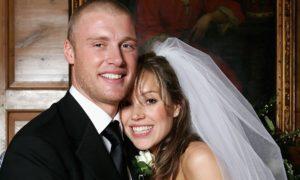 Andrew flintoof wife