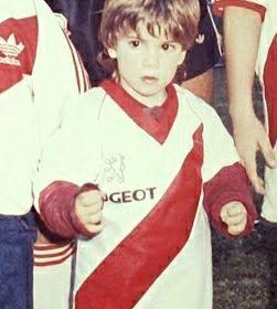 gonzalo higuain childhood image