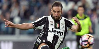 gonzalo higuain inplay in ground