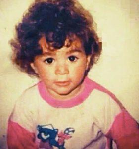 karim benzema childhood pic