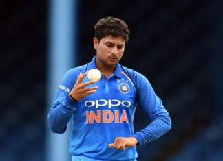 kuldeep yadav biography