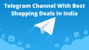 top telegram channels for online shopping