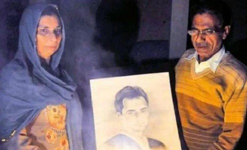 mohammed shami parents