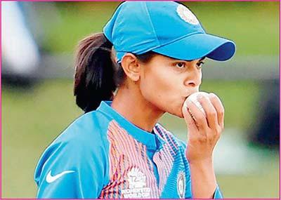 radha yadav indian cricketer