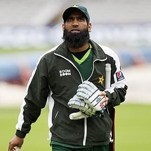 Mohammad Yousuf physical appearance