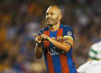Andres Iniesta image