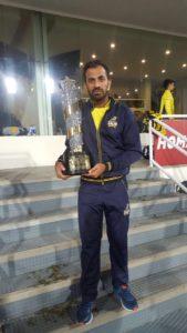 Wahab Riaz awards