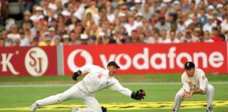 Alec Stewart wicketkeeper