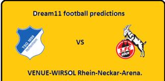 HOF VS KOL DREAM11 TEAM PREDICTIONS.