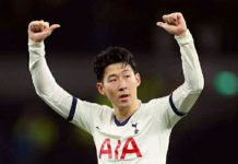 Son Heung-Min profile pic