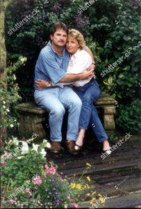 Allan Lumb wife Lindsay Lamb