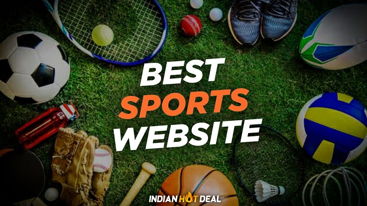 best sports website in india