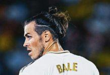 gareth bale profile pic