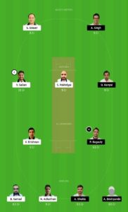 PBVI vs UCC Dream11 Team for small league