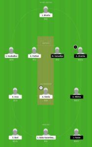PSM vs BBCC Dream11 Team for small league