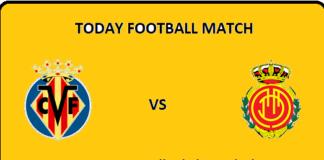 VIL VS MLC TODAY FOOTBALL MATCH