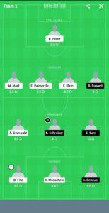 aus vs alt dream11 team