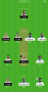 BCC vs BRG Dream11 Team for grand league