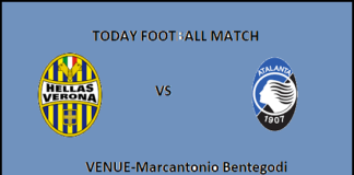 VER VS ATN TODAY FOOTBALL MATCH
