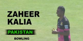 Zaheer Kalia Biography